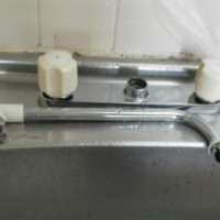 TOTO製混合水栓 TKJ-23DX