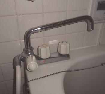 タブチ製 混合水栓 MS7CD