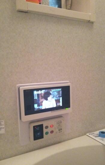 リンナイ製浴室テレビ DS-701