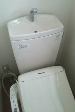 TOTO製トイレのロータンクSH91BA
