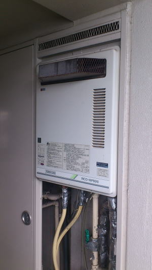 1988年製のRUF-1605PW(PS標準設置、側方排気アダプター後付)