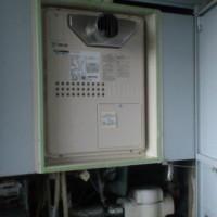 ノーリツ製FT4215KRS-4-SW3Q(扉内設置2温度タイプ)