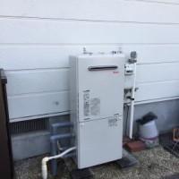 交換完了 壁掛型RUF-A2005AW(A)+専用据置台で取り替え