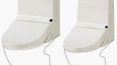 ウォシュレット一体形取替機能部(タンク一体型ウォシュレット機能部)