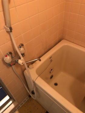 浴槽側の既設:バスヒータおいだき式(間接おいだき)