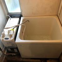 BFふろがまRBF-70SBN+FRP浴槽PB-802BL