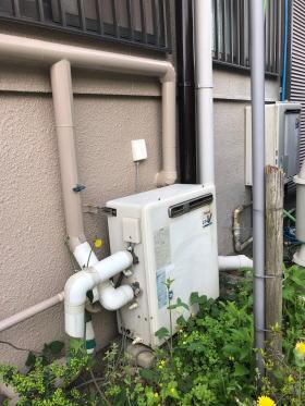 既設:据え置き型ふろ給湯器RFS-A2003SA