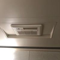 既設:リンナイ製浴室暖房乾燥機HBD-3003BCSK-J1(天井埋め込み式)