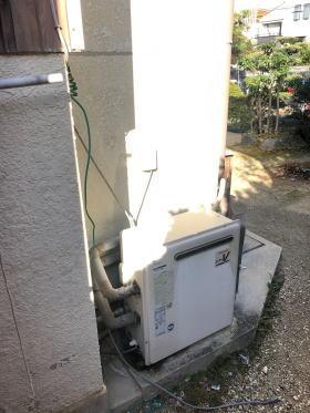 既設:おいだき2つ穴式ふろ給湯器RFS-A2400A(フルオートタイプ)