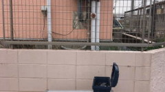 既設:壁掛設置式の旧型RUF